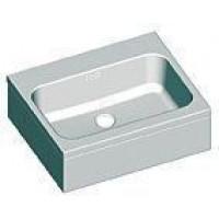 BLANCO Handwaschbecken mit 3-seitiger Beckenverkleidung ohne Aufkantung