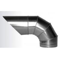 Gastro-Steel Lüftungstechnik Ausblasbogen
