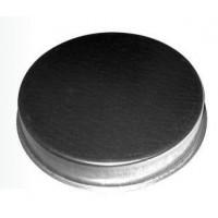 Gastro-Steel Lüftungstechnik Enddeckel für Formteil