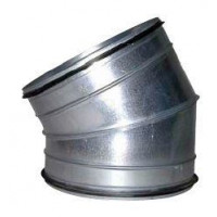 Gastro-Steel Lüftungstechnik Bogen 45 Grad