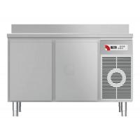 KBS Kühltisch KTF 2220 M mit Arbeitsplatte und Aufkantung