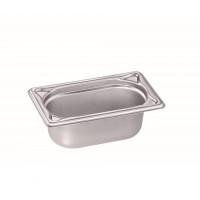 Blanco Gastronorm-Behälter Edelstahl GN 1/9