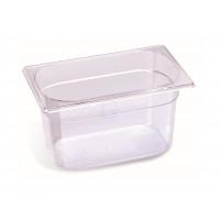 Blanco Gastronorm-Behälter Polycarbonat GN 1/4