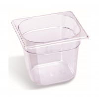 Blanco Gastronorm-Behälter Polycarbonat GN 1/6