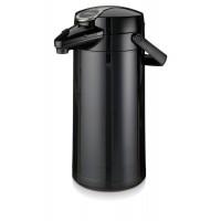 Bravilor Bonamat Isolierkanne Airpot Furento Kunststoffmantel Farbe schwarz