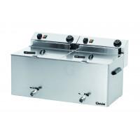 Bartscher Elektro Doppel-Fritteuse Professional II-20