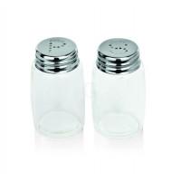 WAS Salz-/Pfefferstreuer Set 7 cm Glas