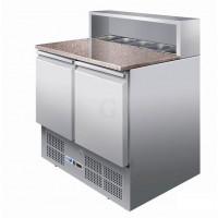 Pizzakühltisch KBS 900 PT von KBS