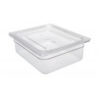 Cambro Camwear® Flachdeckel für GastroNorm-Behälter GN 1/2