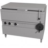 MKN Optima 700 Elektro Kippbratpfanne 3/1 GN Handkippung, Dw. Deckel & Powerblock