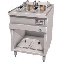 MKN Optima 700 Elektro Friteuse London II - EcoControl & Verstärkter Heizleistung m. Zeitschaltu