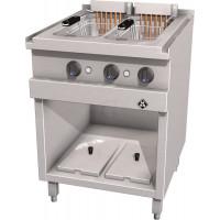 MKN Optima 700 Elektro Friteuse London II - Verstärkte Heizleistung o. Zeitschaltuhr