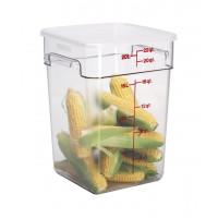 Cambro CamSquares® - Camwear® Vorratsbehälter 20,8 Liter