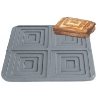 Neumärker Waffeleisen Sandwichplatte Backplatte-20