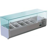 Kühlaufsatz RX 1400 GN 1/3 von KBS