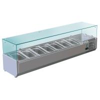 Kühlaufsatz RX 1600 GN 1/3 von KBS