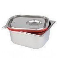 APS GastroNorm-Behälter GN 1/4 Steck-Deckel