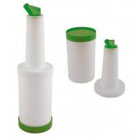 APS Bar Dosier- & Vorratsflasche 1l grün