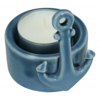 SeaClub Teelicht Anker