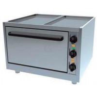 EKU Thermik 850 Backofen EH-850-KMB-20