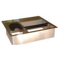 Coffway Abschlagbehälter Countertop-Combi
