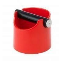 Coffway Abschlagbehälter Basic Rot