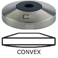 Coffway Kaffeemehlpresser Tamper Unterteil Convex 53mm