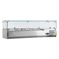NordCap Cool-Line Kühlaufsatz PA 14-120