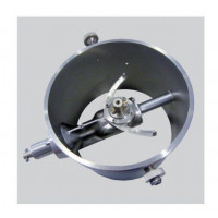 AlexanderSolia M 30 Universalgrundgerät Getriebearm Edelstahl