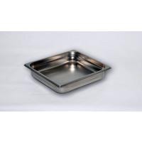 Eloma Gastronormbehälter GN 2/3 65 mm Edelstahl