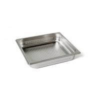 Rieber GastroNorm-Behälter GN 2/3 - 65 mm gelocht