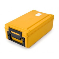 Rieber Thermoport Speisentransportbehälter 50 K orange