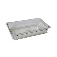 Rieber GastroNorm-Behälter GN 1/1 - 100 mm Polycarbonat