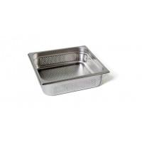 Rieber GastroNorm-Behälter GN 2/3 - 100 mm gelocht