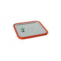 Rieber GastroNorm-Behälter GN 2/3 Steckdeckel wasserdicht