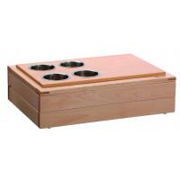 Bartscher Buffet-System Set BKO4