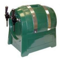 Gastro Schankanlagen Glühbierfass - Durchlauferhitzer 9kW, 2-leitig