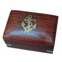 SeaClub Holzbox 7,5 x 5 x 5 cm