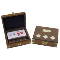 SeaClub Tarot Kartenspiel mit Würfel