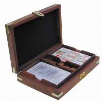 SeaClub Karten-Würfel-Box