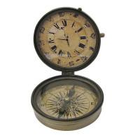 SeaClub Kompass mit Uhr