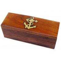 SeaClub Holzbox 10 x 4 x 3,5 cm