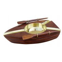 SeaClub Aschenbecher Ruderboot