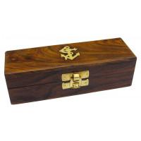 SeaClub Holzbox 15 x 5 x 4,3 cm
