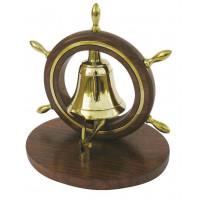 SeaClub Tisch-Glocke im Steuerrad