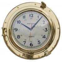 Sea Club Uhr im Bullauge 40 cm