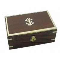 SeaClub Holzbox 18 x 11 x 7,5 cm