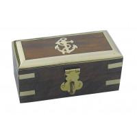 SeaClub Holzbox 10 x 5 x 4,5 cm