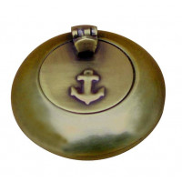 SeaClub Taschen-Klappaschenbecher antik