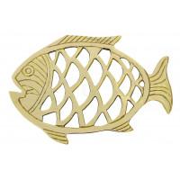 SeaClub Topf-Untersetzer Fisch